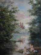 Renoir Lives Here Print by Tigran Ghulyan