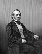 Sideburns Prints - Richard Cobden (1804-1865) Print by Granger