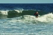 Riding Easy - Jersey Shore Print by Angie Tirado