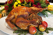 Finishing Photos - Roast Turkey by Tetra Images