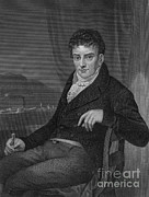 Fulton Posters - Robert Fulton, American Engineer Poster by Science Source