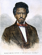 Black Tie Framed Prints - Robert Smalls (1839-1915) Framed Print by Granger