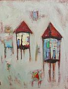 Rockets Originals - Rocket Houses by Alicia Chatham