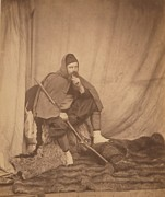 Zouaves Framed Prints - Roger Fenton 1819-1869, English Framed Print by Everett