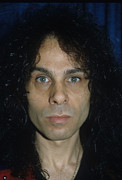 Rich Fuscia Art - Ronnie James Dio by Rich Fuscia