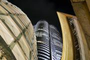 Sightsee Framed Prints - Roppongi Hills Mori Tower Framed Print by Bill Brennan - Printscapes