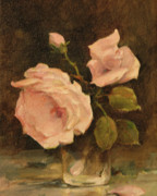 Secret Paintings - Roses by Tigran Ghulyan