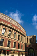 London Art - Royal Albert Hall by Andrew  Michael