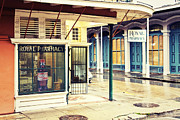 French Quarter Photos - Royal Pharmacy by Scott Pellegrin