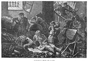 Kiev Framed Prints - Russia: Pogrom, 1881 Framed Print by Granger