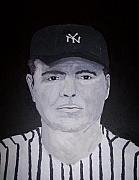 Babe Ruth Paintings - Ruth by Pharris Art