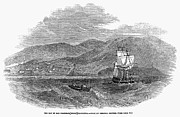 Destiny Prints - San Francisco Bay, 1849 Print by Granger
