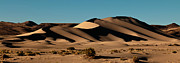 Sand Dunes Posters - Sand Mountain Poster by Jeffrey Campbell