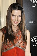 Sandra Bullock Framed Prints - Sandra Bullock In Attendance For 9th Framed Print by Everett
