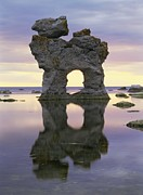 Reflecting Water Photos - Sea Arch by Bjorn Svensson
