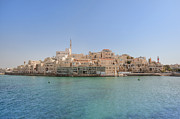 Jaffa Photos - Seaside Homes by Noam Armonn