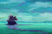 Rhythm And Blues Pastels - Serenity by Diana Tripp