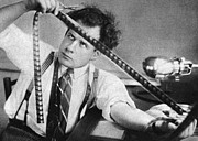 Editor Photos - Sergei Eisenstein (1898-1948) by Granger