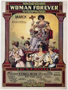 1916 Framed Prints - Sheet Music Cover, 1916 Framed Print by Granger