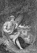 Shepherd Print by Granger