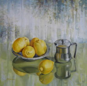 Lemons Originals - Silence by Elena Oleniuc