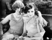 Two Women Prints - Silent Film Still: Women Print by Granger