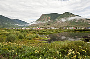 Best Sellers Prints - Silverton Colorado Print by Melany Sarafis