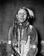 Breastplate Prints - SIOUX NATIVE AMERICAN, c1900 Print by Granger