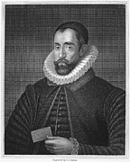 Francis Photo Prints - Sir Francis Walsingham Print by Granger