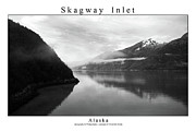 Signed Photo Posters - Skagway Inlet Poster by William Jones