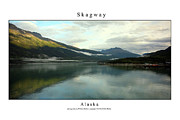 Signed Photo Framed Prints - Skagway Framed Print by William Jones