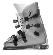 Ted Kinsman - Ski Boot