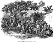 1845 Photos - Slavery: Brazil, 1845 by Granger