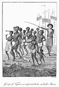 Narrative Of An Expedition Prints - Slavery: West Indies, 1796 Print by Granger