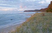 National Lakeshore Prints - Sleeping Bear Dunes Print by Dean Pennala