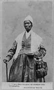 Sojourner Truth Posters - Sojourner Truth 1797-1883 African Poster by Everett