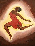 Soul Dance Print by Michelle Long