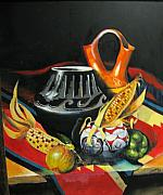 Stillife Mixed Media - Southwest Still by Robert Carver