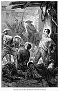 Punishment Prints - Spain: Second Carlist War Print by Granger