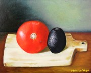 Monica  Vega - Spanish Still Life