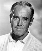 1963 Movies Prints - Spencers Mountain, Henry Fonda, 1963 Print by Everett