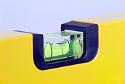 Device Prints - Spirit Level Print by Paul Rapson