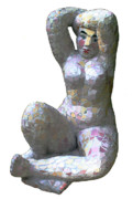 Nude Sculpture Originals - Spring by Katia Weyher