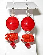 Earrings Jewelry - Spring Line by Cheryl Brumfield Knox