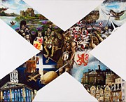 John Palliser - St Andrews Cross