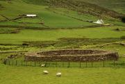 Rural Landscapes Photos - Staigue Fort, Kerry by Richard Cummins