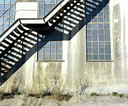Factory Photo Originals - Stairway to Heaven by Jan Faul