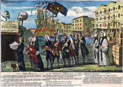 Repeal Prints - Stamp Act: Repeal, 1766 Print by Granger