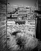 Canon Eos 50d Photos - Standard Mill Bodie CA by Troy Montemayor