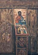 Stavropoleos Church Print by Olimpia - Hinamatsuri Barbu